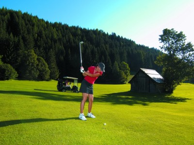 Tee-time in the Carinthian Nockberge Mountains (1 night)