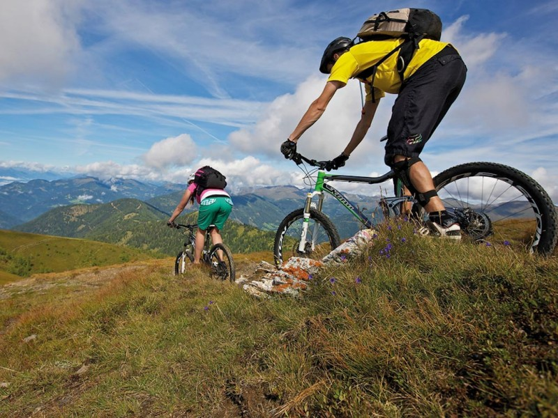 Mountain Bike Holidays