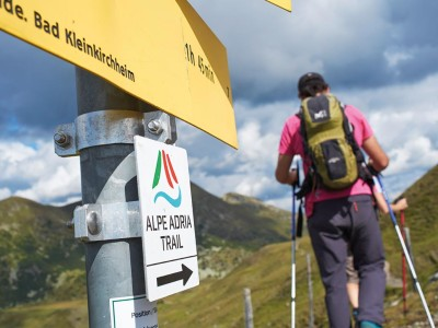 Follow the traces of the Alpe-Adria-Trail (3 nights)