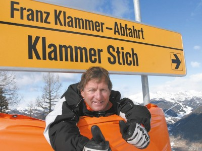 Early Morning Skiing with Franz Klammer